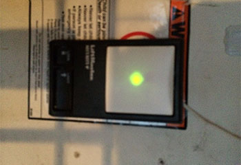 Sensor Alignment By Garage Door Repair East Northport Company