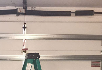 Spring Replacement By Garage Door Repair East Northport